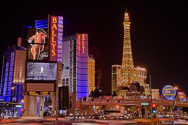 Las Vegas Ballys Paris